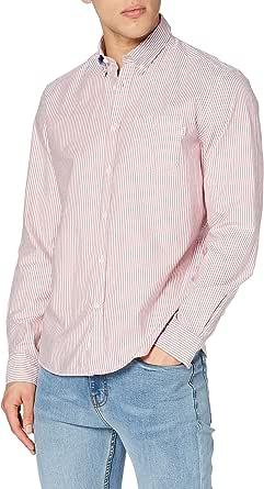 Hackett London Hkt Bengal Str Camisa para Hombre