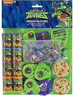 Amscan - Cubertería para Fiestas Tortugas Ninja (RM552466 ...