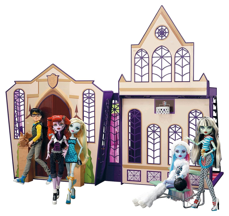 Amazon Monster High High School Playset Toys Games