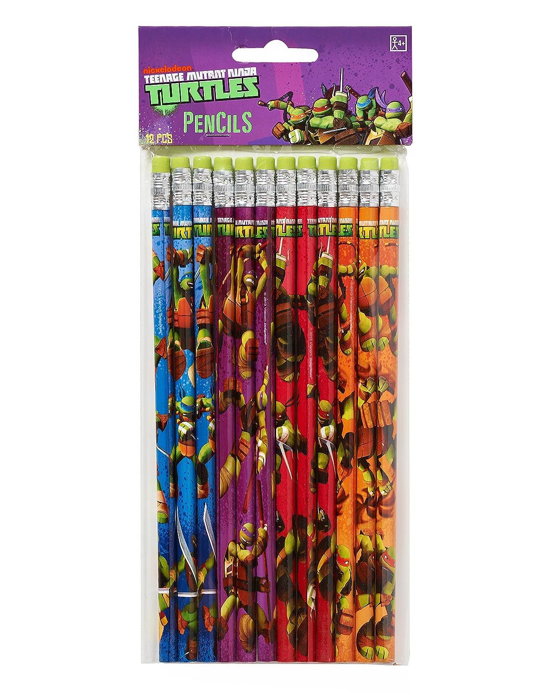 Teenage Mutant Ninja Turtles – Mascaras de papel, Pack of 8