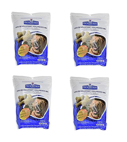 Hills Prescription Diet Hypoallergenic Canine Treats - 12oz (4 Pack)