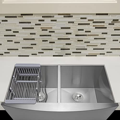 Farmhouse Sink Stainless Steel Amazon Com