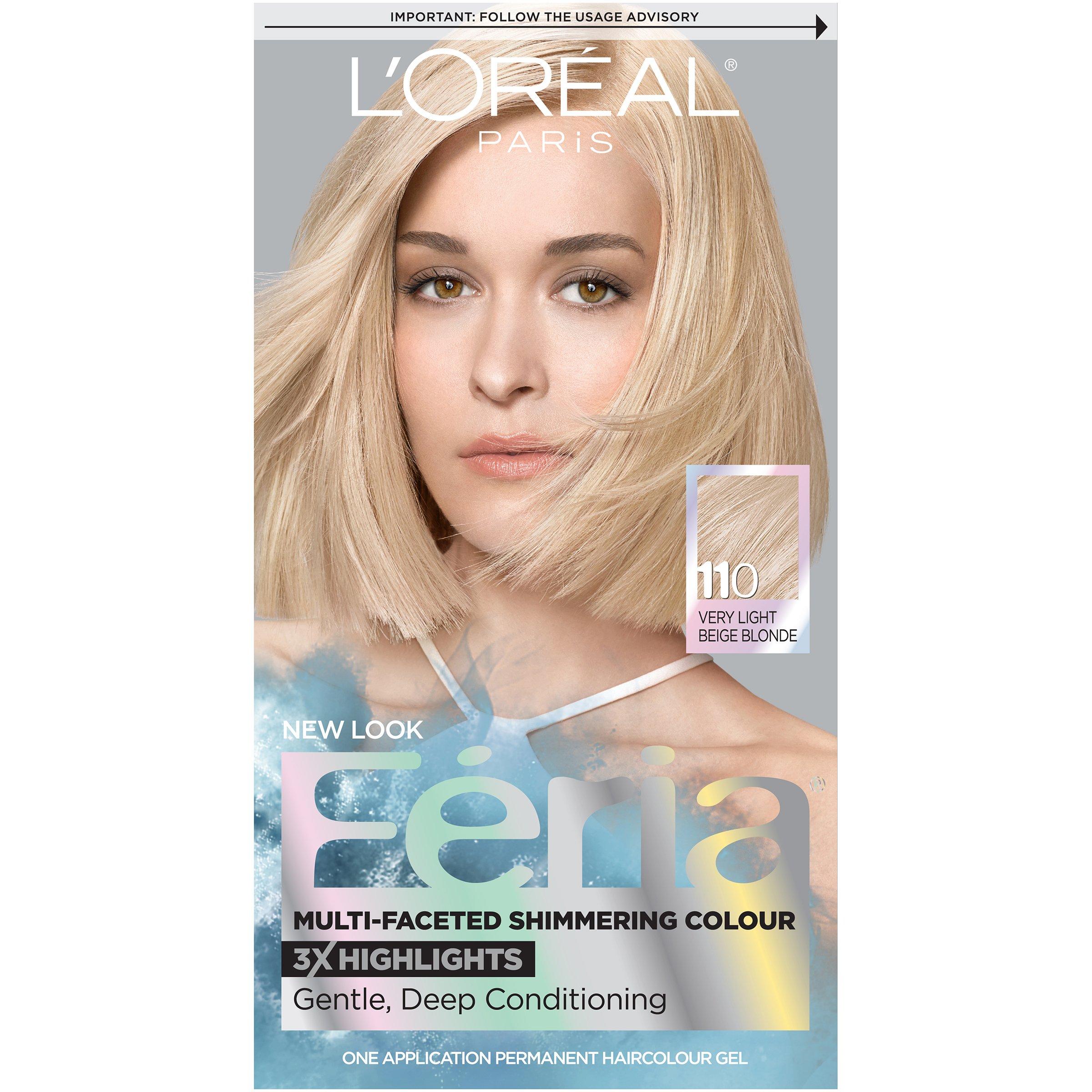 Amazon Com Loreal Paris Feria Permanent Hair Color Dark