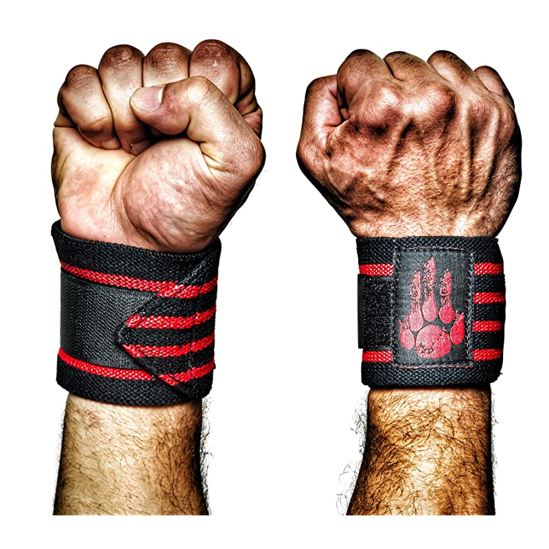 MANIMAL the Best Wrist Wraps for Weightlifting