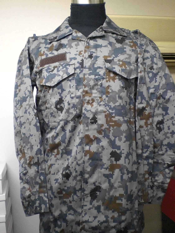 航空自衛隊デジタル迷彩服上下セット  サイズ2B B009YP3LNA