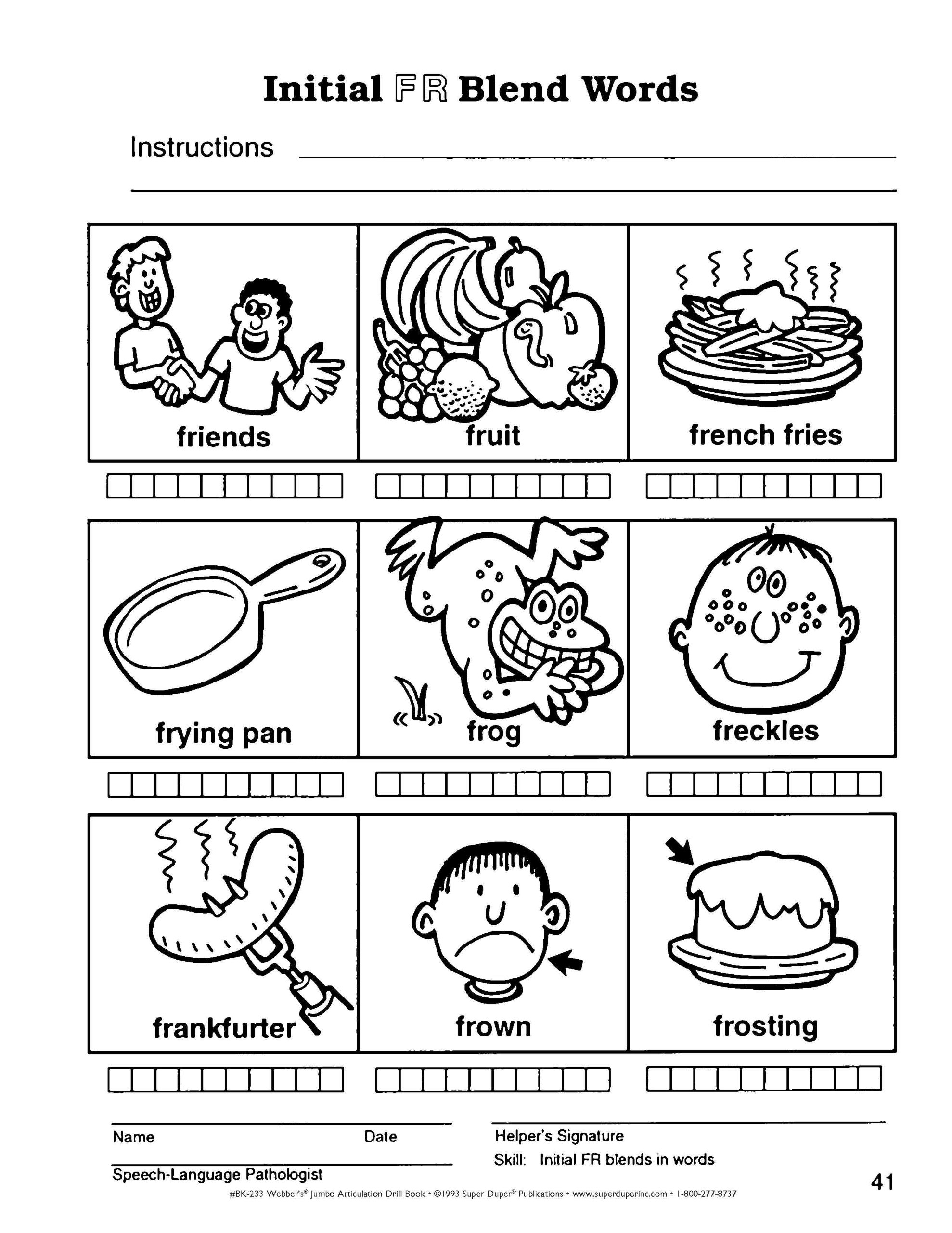 Worksheets Articulation Worksheets th articulation worksheets sharebrowse collection of sharebrowse