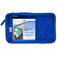 Mead Small Supply Pouch, Blue (72296)