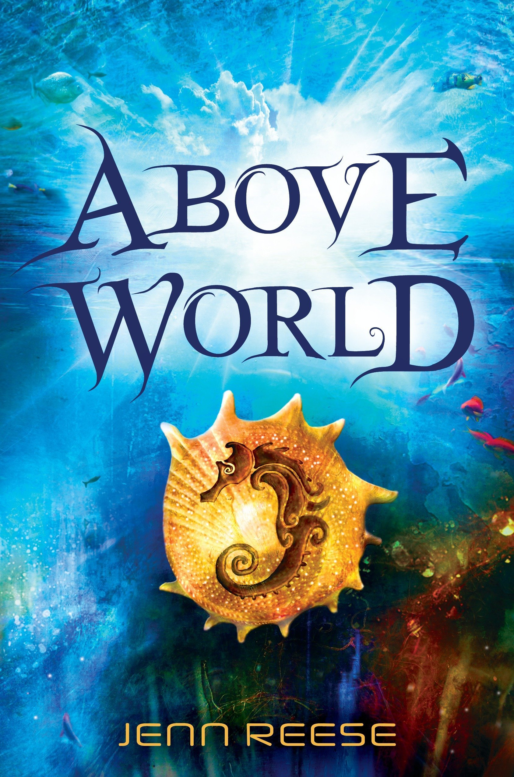 Download Above World pdf epub