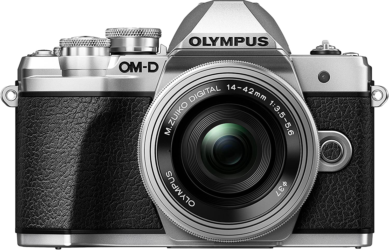 Olympus Om D E M10 Mark Iii Kit Micro Four Thirds Kamera