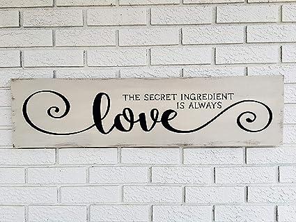 Amazon.com Adonis554Dan Secret Ingredient Signecret is Love