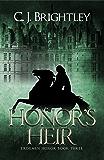 Honor's Heir (Erdemen Honor Book 3)