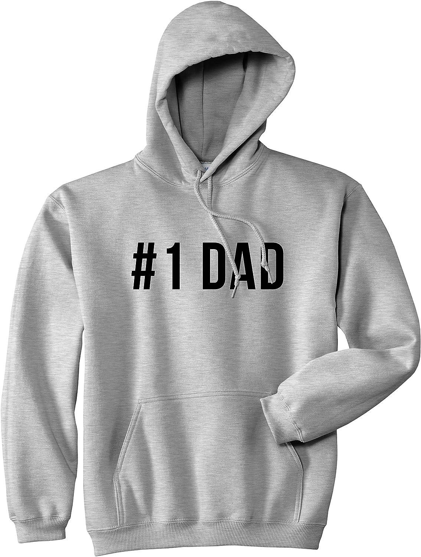 Kings Of NY Number 1 One Dad Pullover Hoody Hoodie