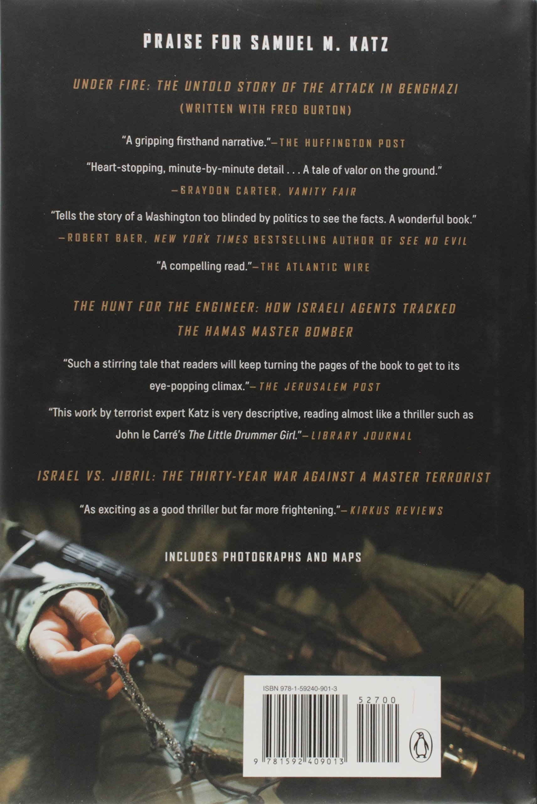 The Ghost Warriors: Inside Israel's Undercover War Against Suicide  Terrorism: Samuel M. Katz: 9781592409013: Amazon.com: Books