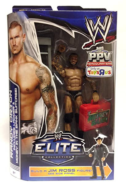 Mattel WWE Wrestling Exclusive Elite Collection Pay Per View