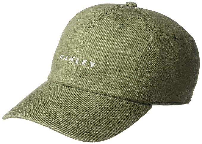 qualité de la marque qualité supérieure découvrir les dernières tendances Oakley - Casquette de Baseball - Homme Marron Dark Brush ...