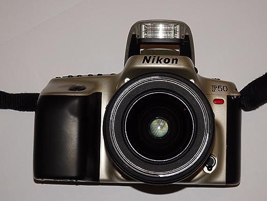 Fotos - Cámara réflex Nikon F50 - Plata Edition - Tamron AF ...