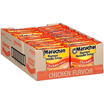 Chicken Ramen Noodle Soup by Maruchan