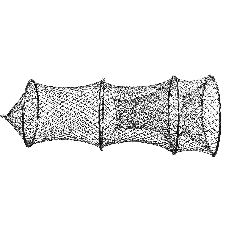 【超お買い得!】 ナマズトラップ、フープNet with Nyglass Hoops B06W9F4G41   30\, サンノヘグン 6f30f239