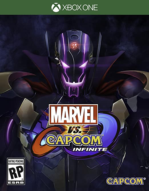 Amazon.com: Marvel Vs. Capcom: Infinite - Deluxe Edition: Marvel Vs. Capcom: Infinite - Deluxe Edition: Video Games