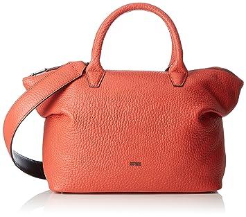 Icon Bag Shopper Tasche Leder 38 cm massai red Bree 2mpiVy