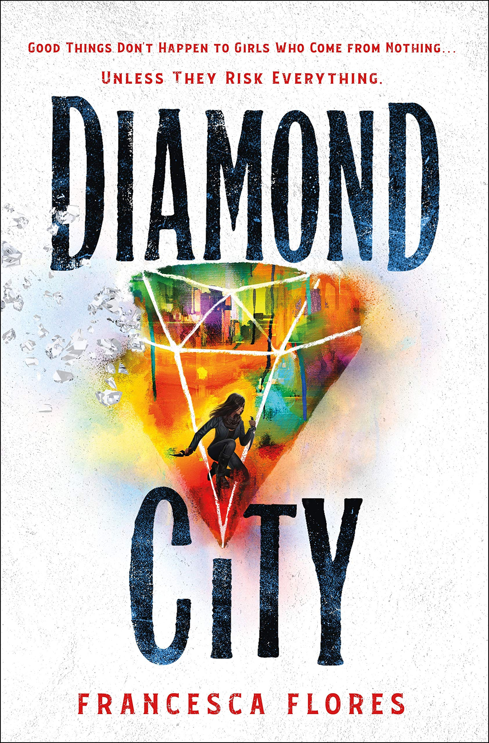 Image result for diamond city book