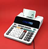 Sharp EL-1901 Paperless Printing Calculator with