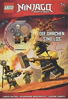 Lego Ninjago Garmadons Rückkehr Amazon De Bã Cher