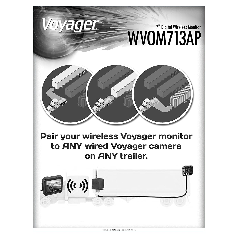 Amazon.com: VOYAGER WVOM713AP 7\