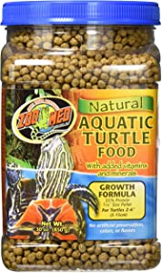 Zoo Med Natural Aquatic Turtle Food