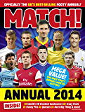 Match Annual 2014 (Annuals 2014) (English Edition)