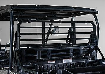 "Models 2015+ Kawasaki Mule Pro Series Half UTV Windshield 3//16/"""