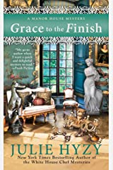 Grace to the Finish (A Manor House Mystery) Mass Market Paperback