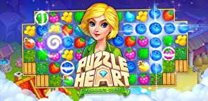 Puzzle Heart Match-3 Adventure by Awem Games Limited.