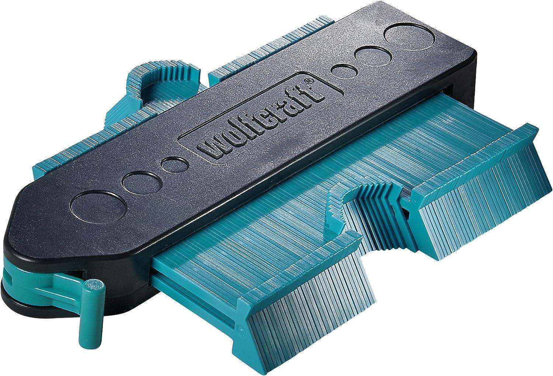 Wolfcraft 6949000 - Medidor de contornos para suelo: Amazon.es: Bricolaje y herramientas
