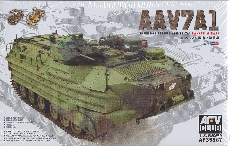 AFV クラブ 1/35 【AF35S67】 ROC AAV7A1 水陸両用強襲車 B00C2YLRA4