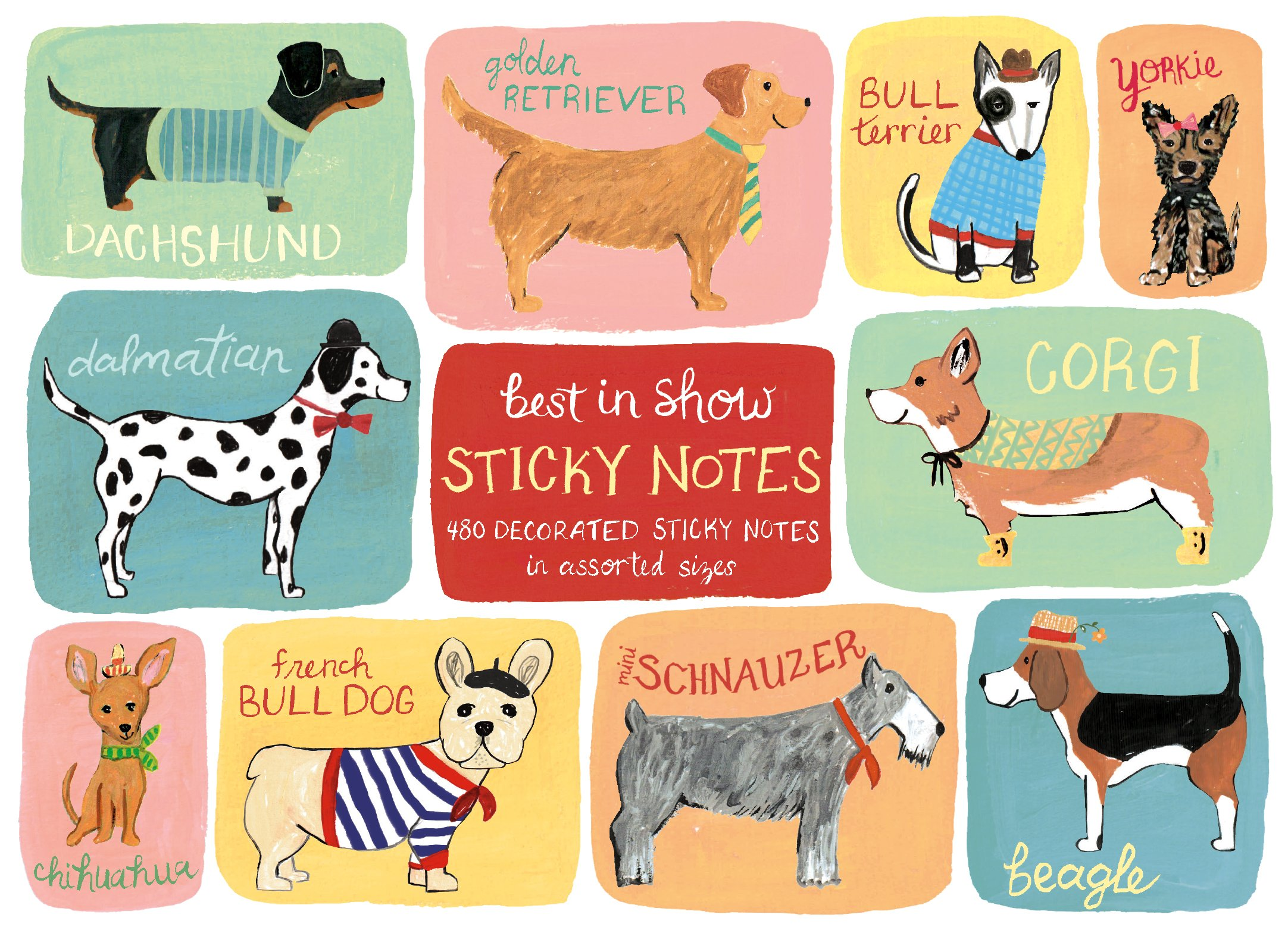 Read Online Best in Show Sticky Notes pdf epub