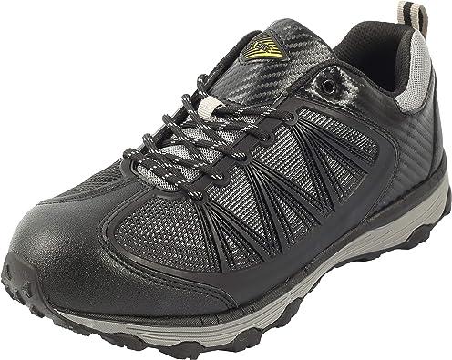 Amazon.com: Steel Edge Safety Toe Shoes
