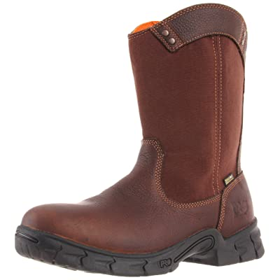 Timberland PRO Men's Excave Wellington Soft Toe Work Boot: Shoes