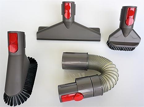 Dyson Quick Release V8 Handheld Tool Kit Juego de accesorios 967768 – 01 96776801 matzr atzen