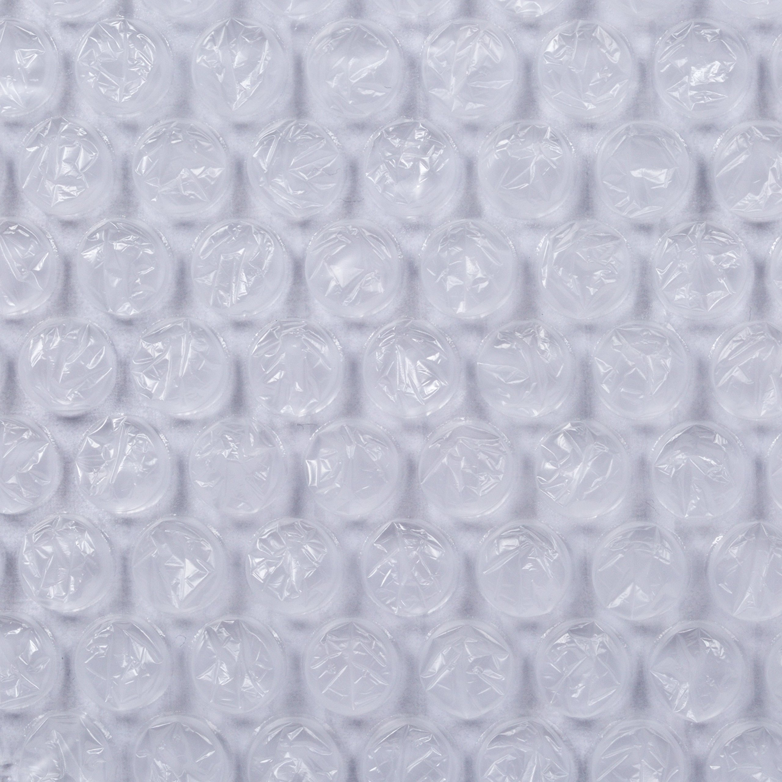 Duck Brand Self-Cling Bubble Wrap Cushioning, 12 Inches x 15 Feet, Clear (280055)