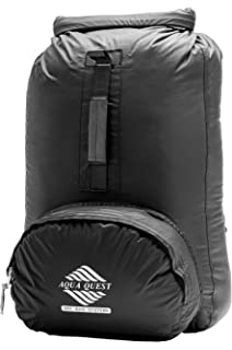 Aqua Quest Himal Backpack - 100% Waterproof 25L Dry Bag - Lightweight,  Foldable, f954ec29d1