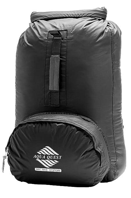 6e0d31c75e4b Amazon.com  Aqua Quest Himal Backpack - 100% Waterproof 25L Dry Bag -  Lightweight