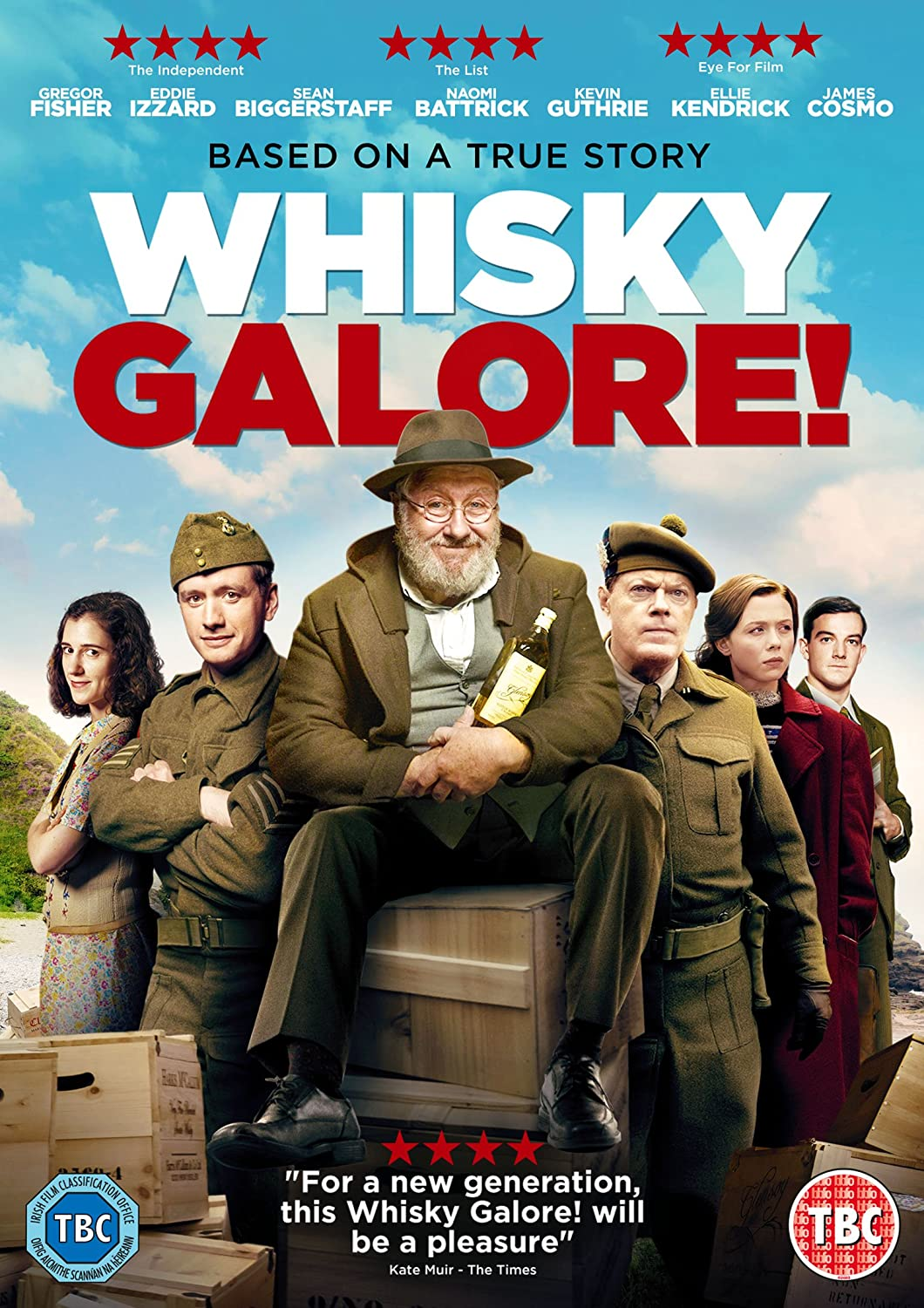 Whiskey Galore PG, Amy Robsart Hall, Syderstone PE31 8SD | A great comedy film for all the family; a remake of the classic film. | film, children