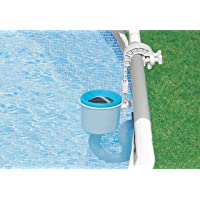 Intex 28000 - Skimmer Deluxe filtro 3.028 litros/hora, Easy Set - Metal Frame