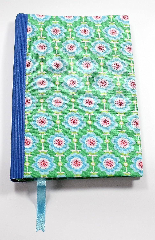 Color : A Blumennotizbuch Europ/äisch Retro Stoffbezug Notizbuch Pers/önliches Tagebuch Vintage Notizbuch Koreanisch Schreibwaren Schulbedarf Notizbuchtaschen