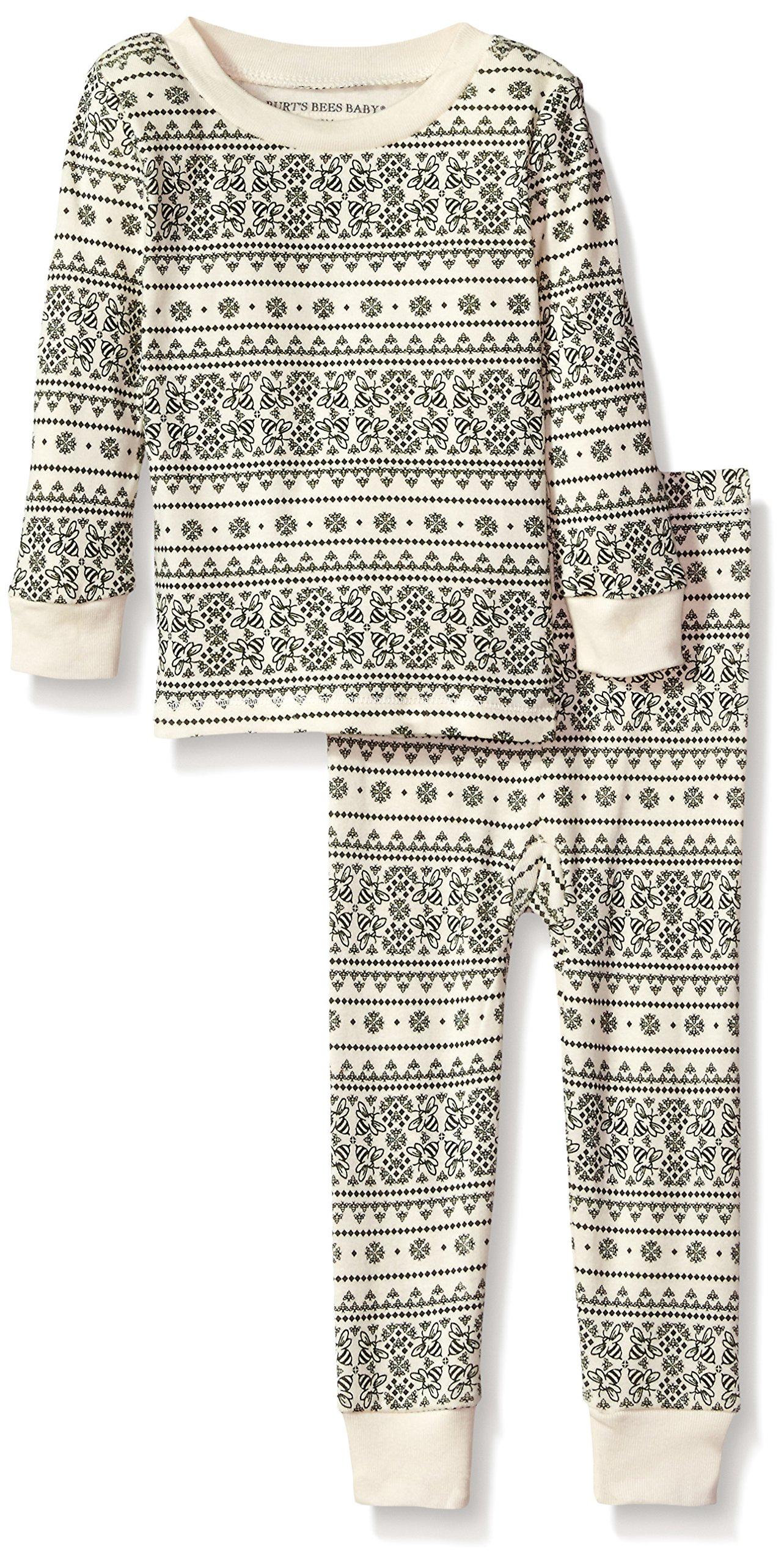 burts bees baby unisex pajamas 2 piece pj set 100 organic cotton