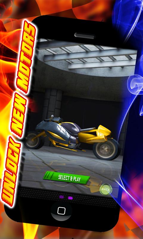 High Speed Moto : Nitro Motorbike Pro Racing - from Panda Tap Games