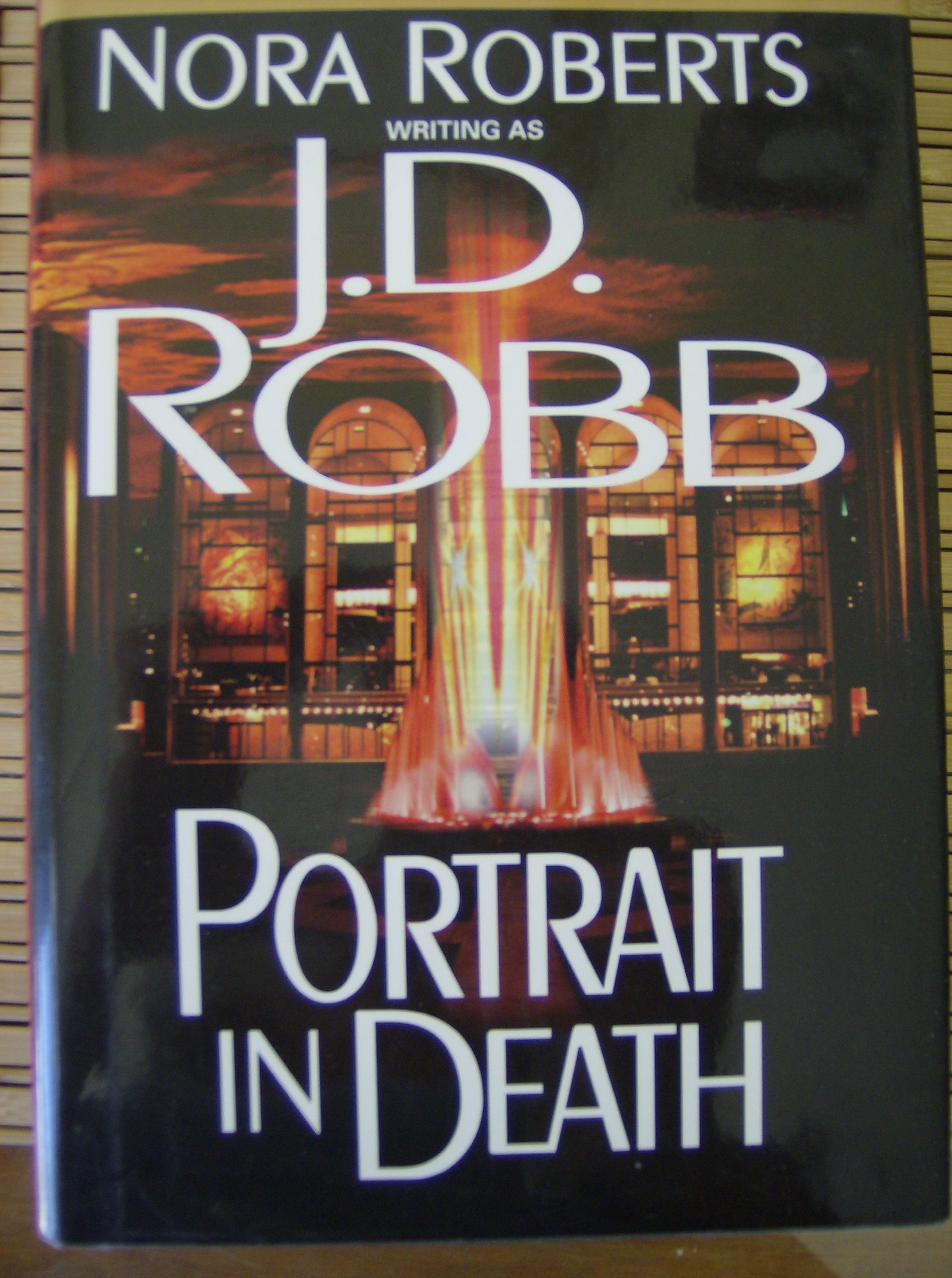 Read Online Portrait In Death pdf epub