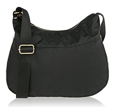 68cc5ec68d Suvelle Lightweight Hobo Travel RFID Blocking Expandable Crossbody Bag  Multi Pocket Shoulder Handbag BA20  Amazon.co.uk  Shoes   Bags
