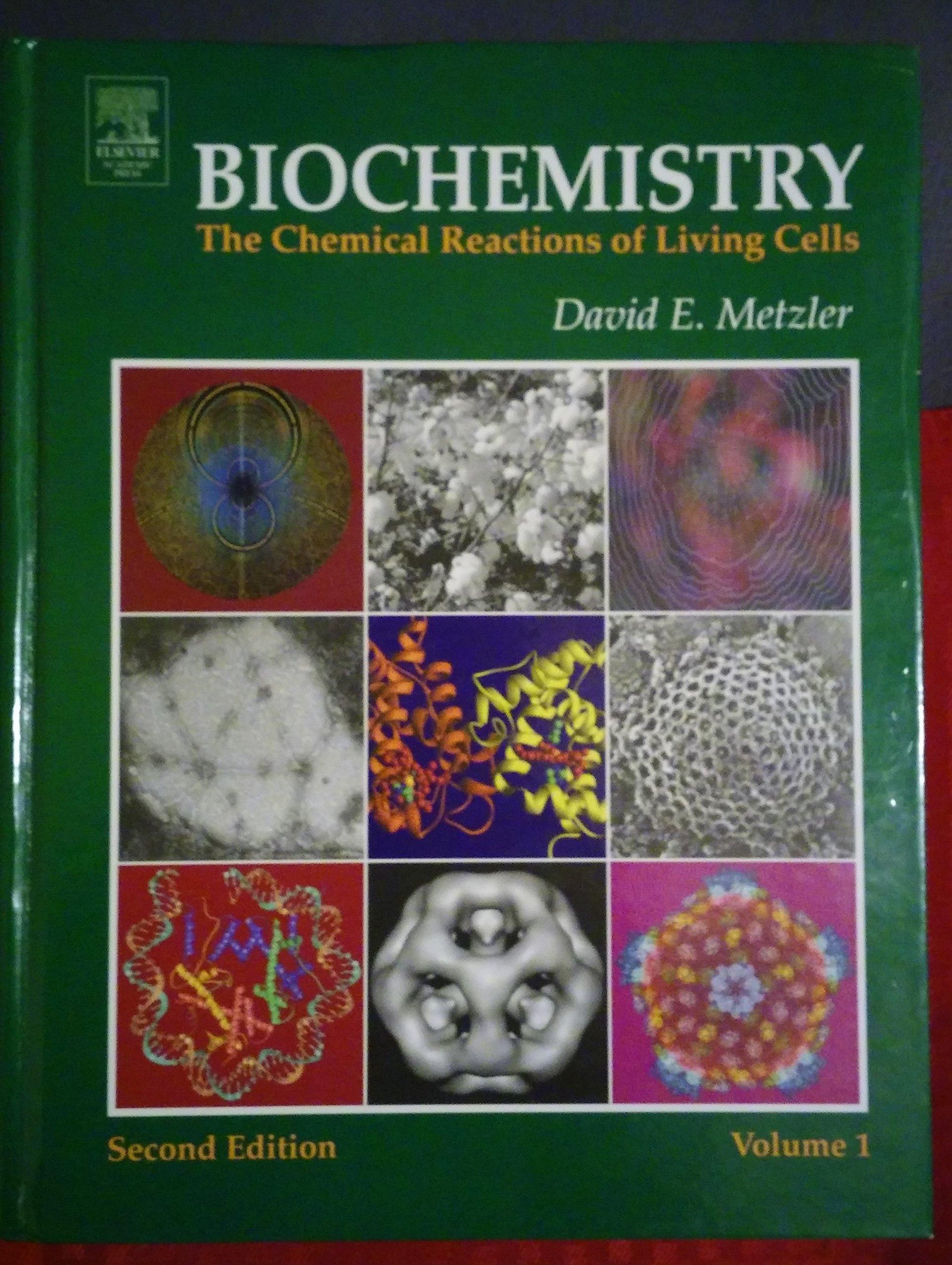 By David E. Metzler - Biochemistry: The Chemical Reactions of Living Cells: 2nd (second) Edition pdf epub